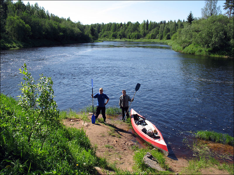 паша река рыбалка